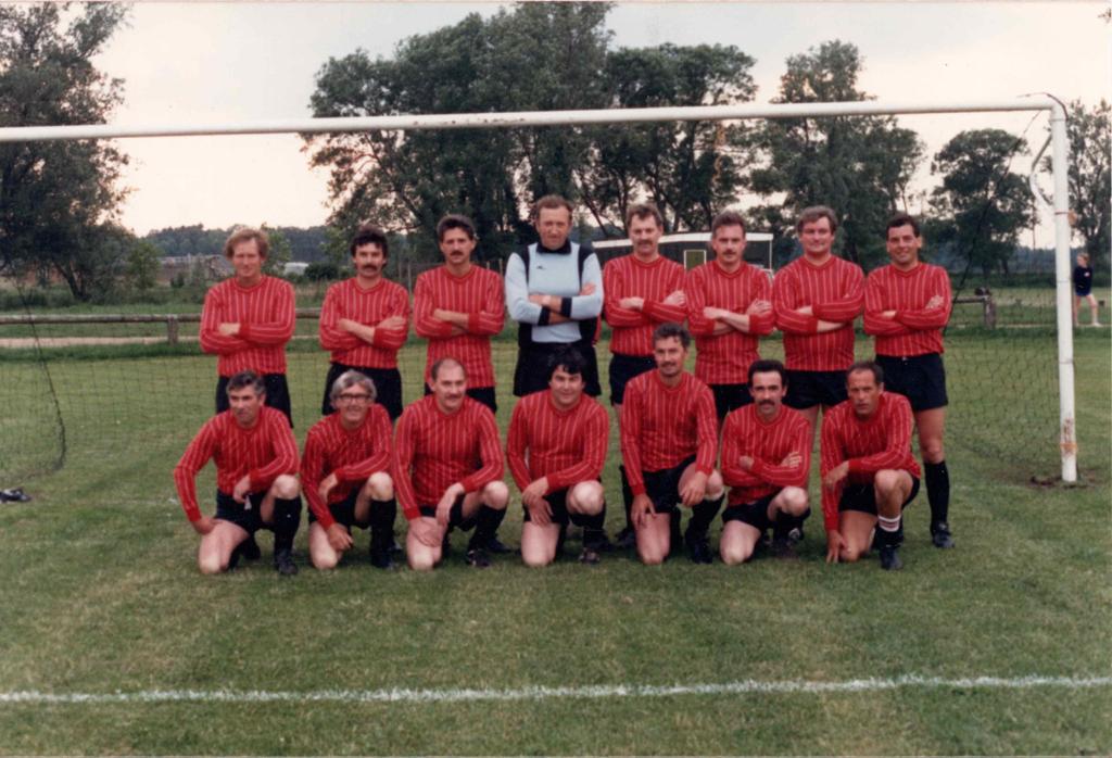 Mundford Veterans 1980's