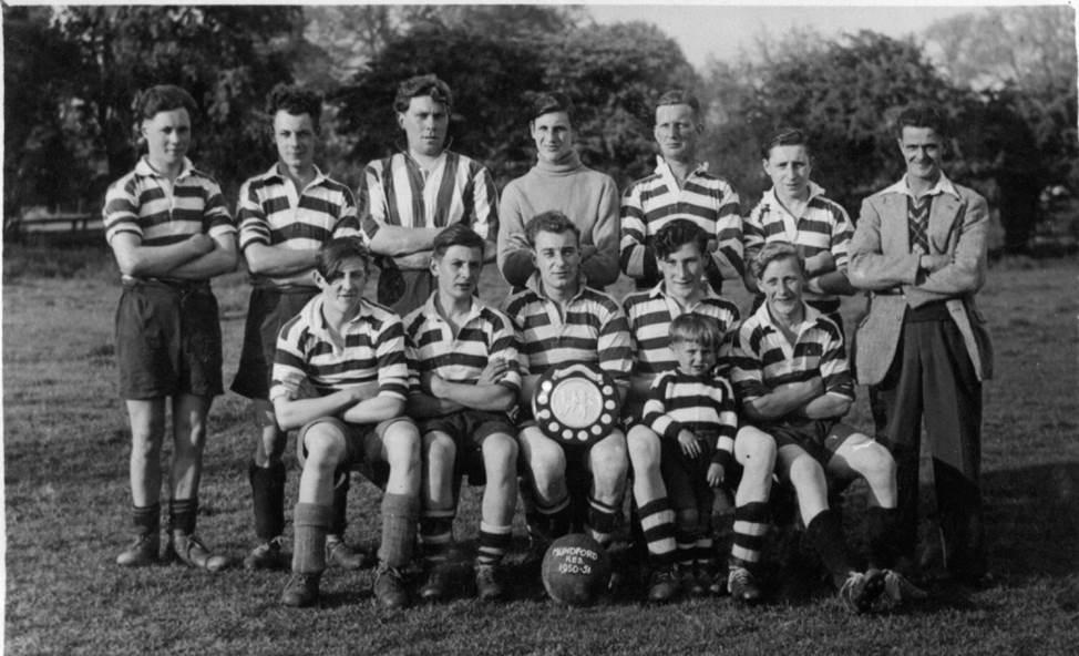 football-team-1950-1951