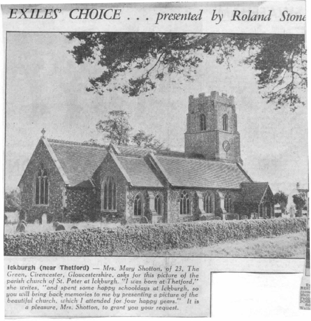 ickburgh-church