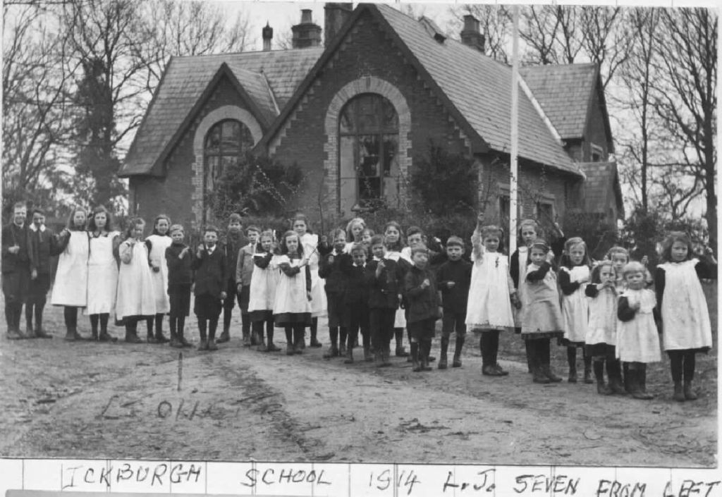 ickburgh-school-1914