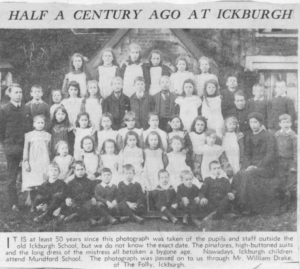 ickburgh-school