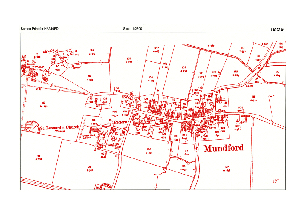 mundford-map-1905