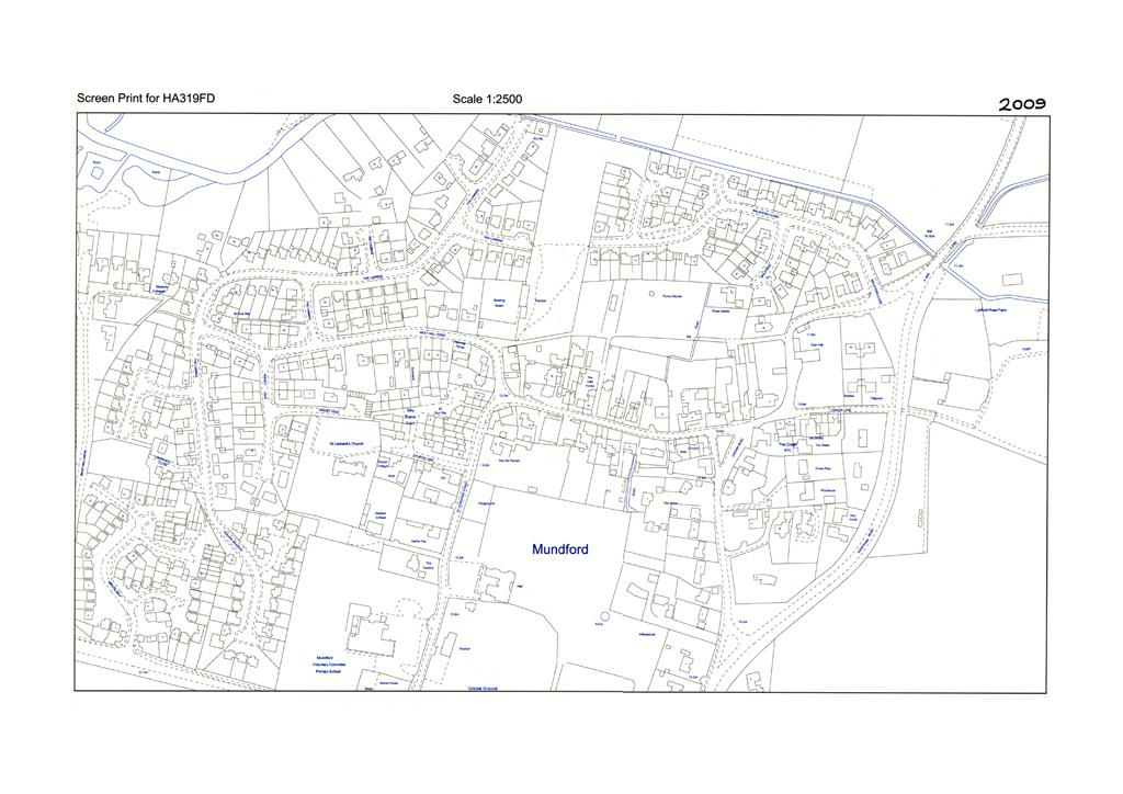 mundford-map-2009