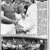 Mandern in Mundford 1980 at the Cricket Club