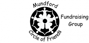 circle of friends fundraising group logo